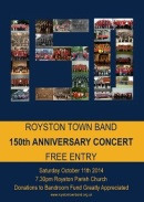 150th Anniversary Concert